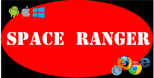 Space Ranger - CodeCanyon Item for Sale