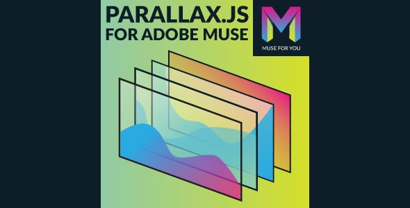 Parallax.js Widget by Muse For You - CodeCanyon Item for Sale