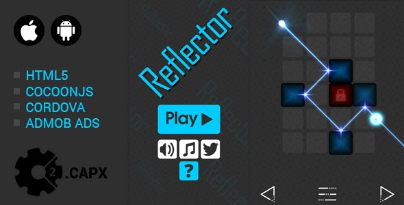 Reflector - CodeCanyon Item for Sale