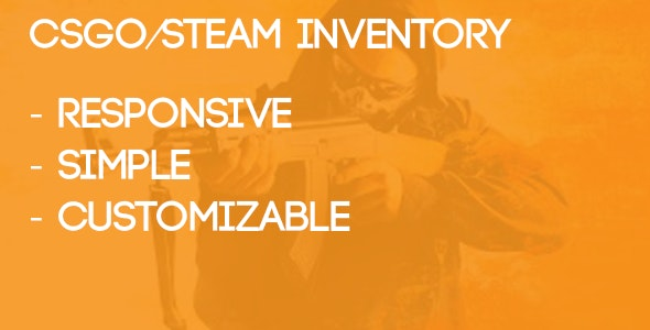 CS:GO/Steam Inventory by kulipie | CodeCanyon