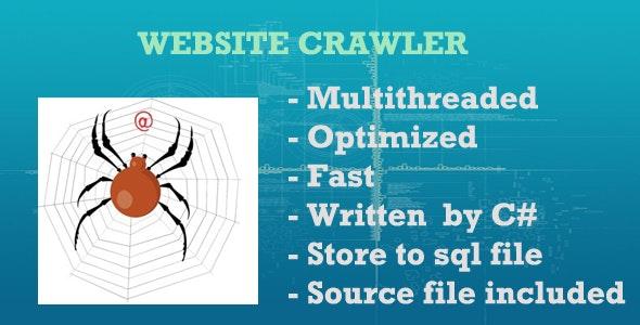 Website crawler - CodeCanyon Item for Sale