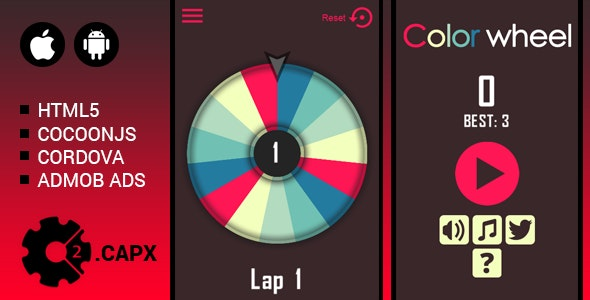 Circle Wheel - CodeCanyon Item for Sale