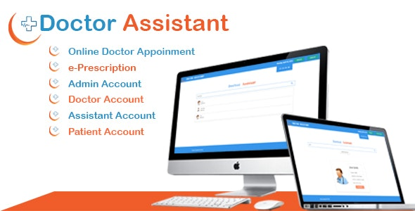 Prescription Management with Doctor Appointment - CodeCanyon Item for Sale