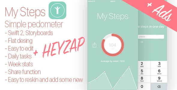 More Steps (+ Ads) - CodeCanyon Item for Sale