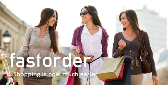 FastOrder - Shopping is now much easier
