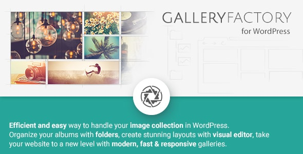 Gallery Factory - CodeCanyon Item for Sale