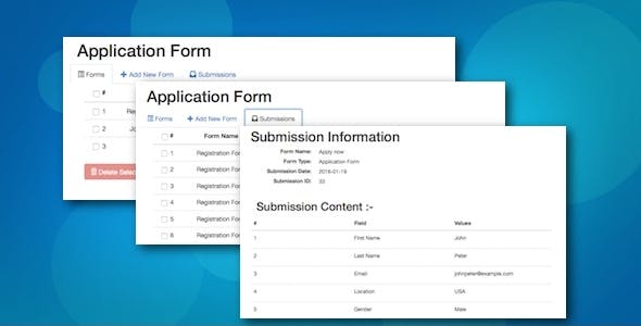 FCP Form Builder