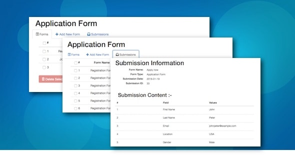 FCP Form Builder - CodeCanyon Item for Sale