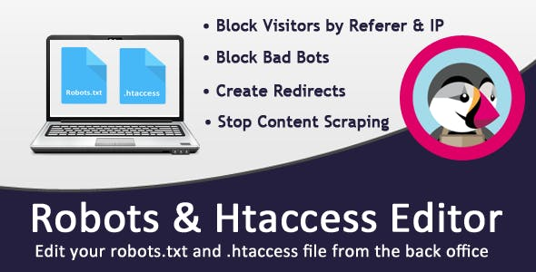 WebMaster Tools - Htaccess and Robots.txt Editor