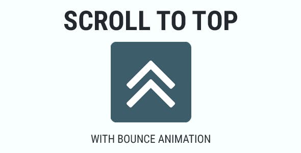 Bounce and Scroll JavaScript & jQuery Navigation Code Snippets