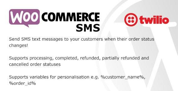 WooCommerce SMS