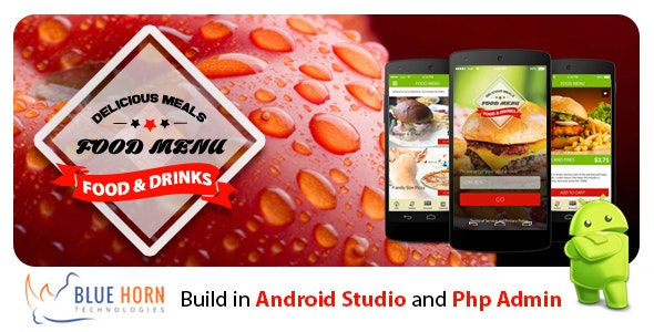 Food Delivery App with PHP Admin - CodeCanyon Item for Sale