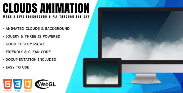 Threejs Animation Plugins, Code & Script from CodeCanyon