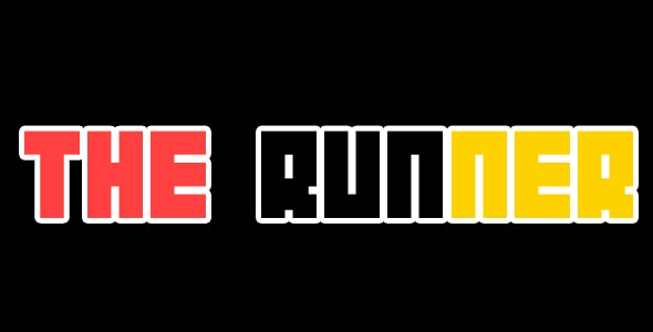 The Runner - Html5 Game - CodeCanyon Item for Sale
