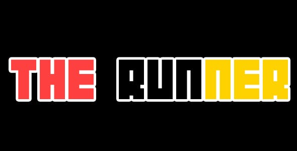 The Runner - Html5 Game