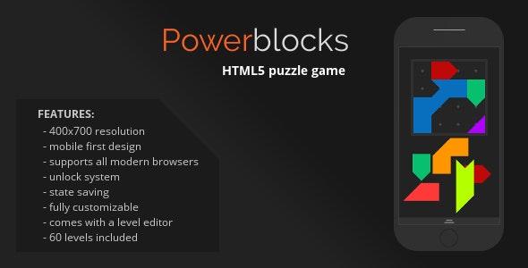 Powerblocks - CodeCanyon Item for Sale