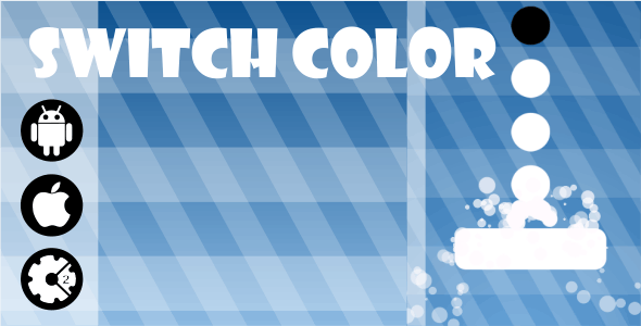 Switch Color - HTML5 Game (Construct 2- CAPX) - CodeCanyon Item for Sale