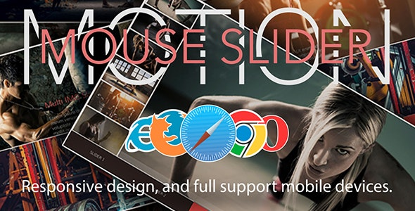 Motion Mouse Slider - CodeCanyon Item for Sale