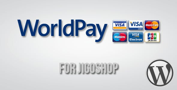 WorldPay Gateway for Jigoshop