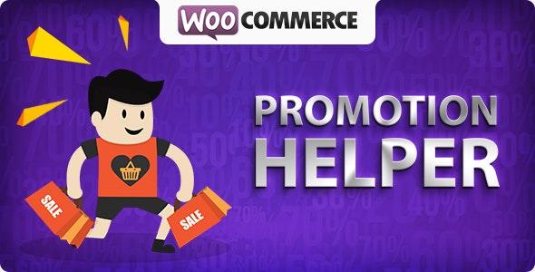 WooCommerce Promotion Helper