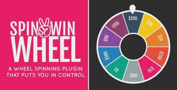 Spin2Win Wheel - Spin It 2 Win It!        Nulled