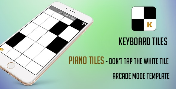 Piano Tiles Template with Corona SDK - CodeCanyon Item for Sale