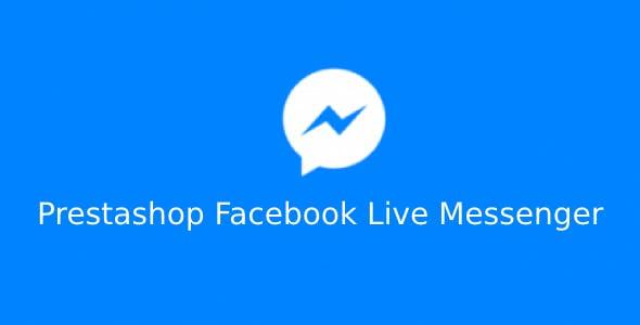 Prestashop Facebook Live Messenger