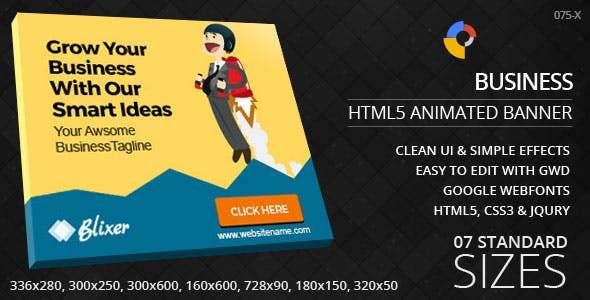 Smart Business - HTML5 ad banners