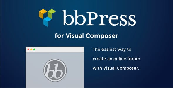bbPress for Visual Composer