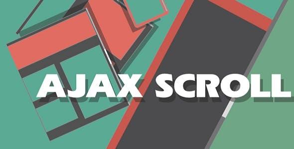 Magento 2 Ajax Scroll