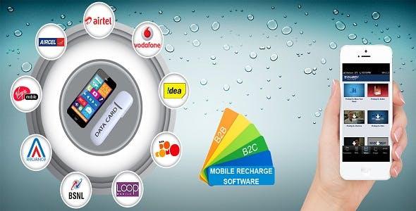 InstaLoad - Mobile Recharge System
