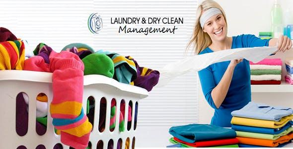 iWash - Laundry Management System