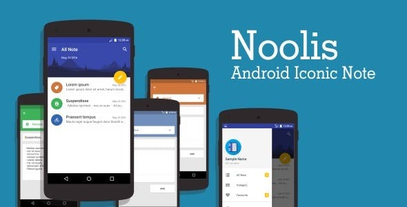 Noolis - Android Iconic Note 3.0