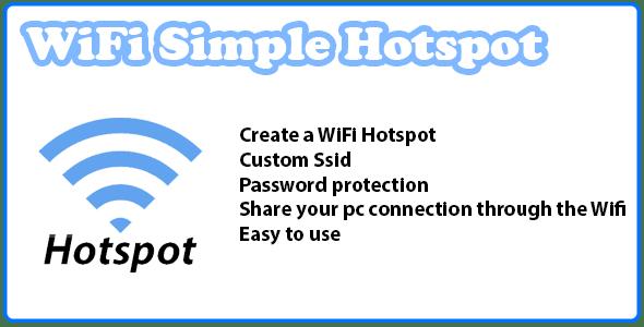 WiFi Simple Hotspot