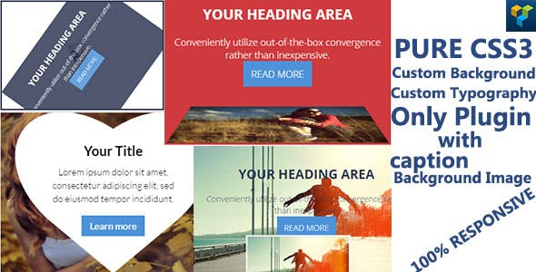 Fancy Hover Effects - Visual Composer Extension