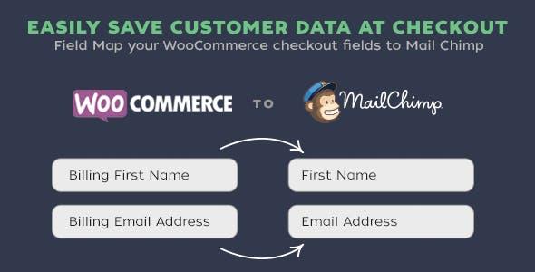 WooCommerce Checkout Newsletter - MailChimp