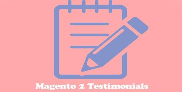 Magento 2 Testimonials
