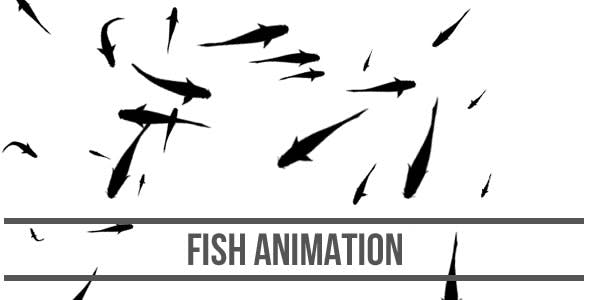 Fish Animation - HTML5 Canvas