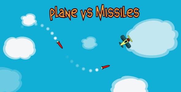 Plane VS Missiles