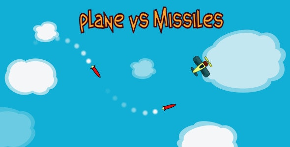 Plane VS Missiles - CodeCanyon Item for Sale