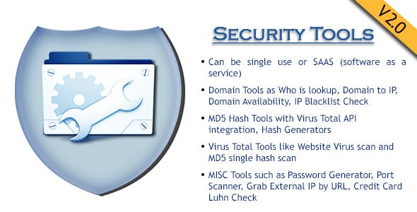 IT Security Tools