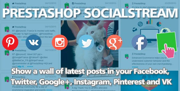 Prestashop SocialStream