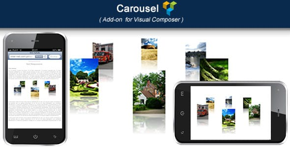 Visual Composer Add-on - Carousel