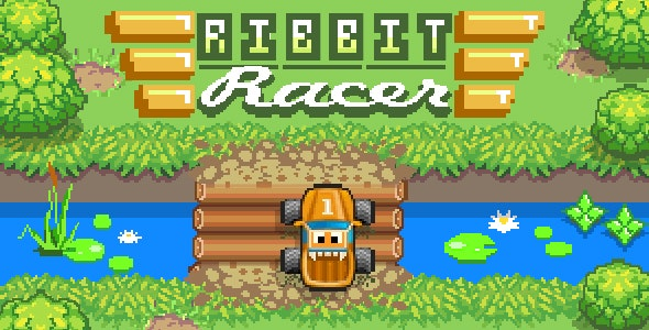 Ribbit Racer - CodeCanyon Item for Sale