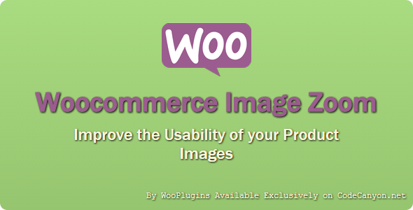 WooPlugins - Woocommerce Image Zoom