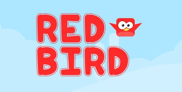Red Bird - Html5 Mobile Game - android & ios