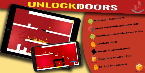 UnlcokDoors IOS - CodeCanyon Item for Sale