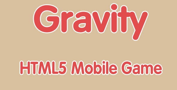 Gravity - CodeCanyon Item for Sale