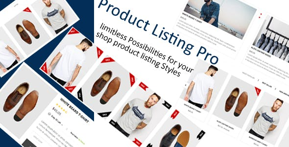 Product Listing Pro - A Complete Product Listing Package