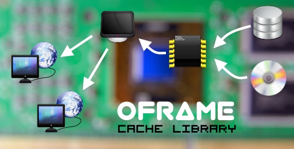 OFrame Cache Library V2 - CodeCanyon Item for Sale
